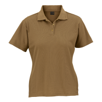 Mega 2018 Golf Shirt - Ladies Medium Khaki