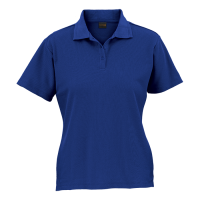 Mega 2018 Golf Shirt - Ladies Large Royal Blue