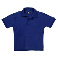 Mega 2018 Golf Shirt - Childrens 11-12 Royal Blue
