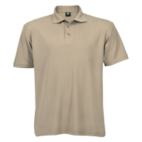 Mega 2018 Golf Shirt - Mens XL - Khaki